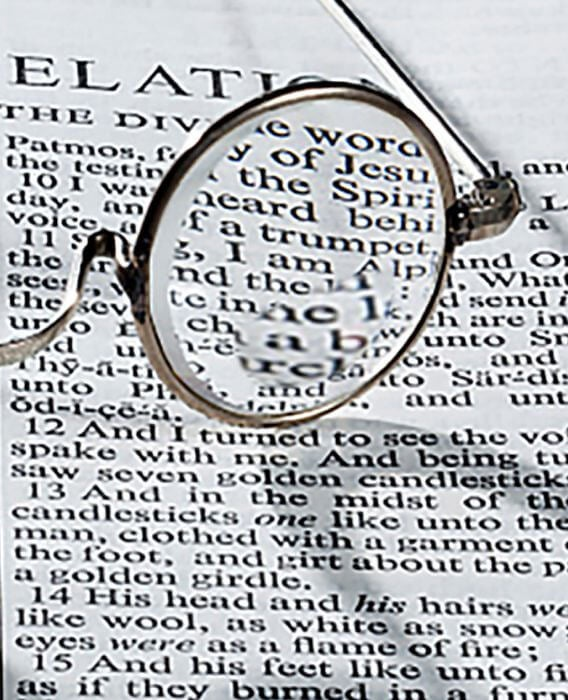 Glassesgallery lens info - Bifocal