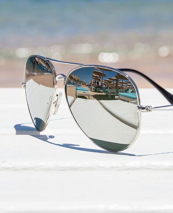 Polarized Mirror Lenses