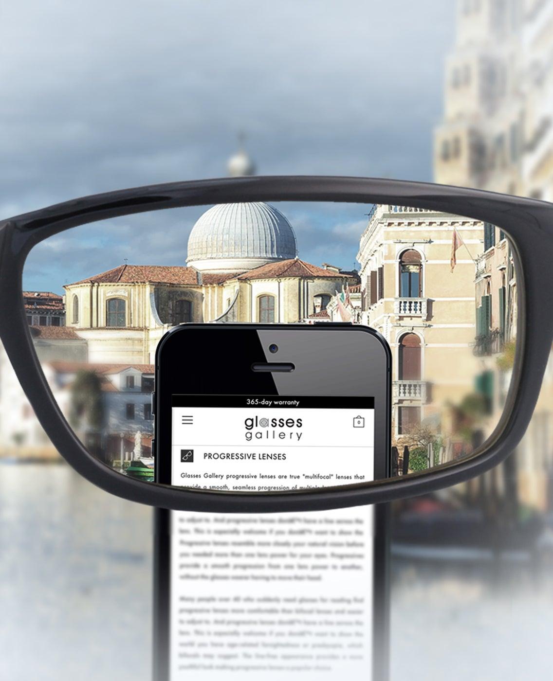 Glassesgallery our lens - Progressive